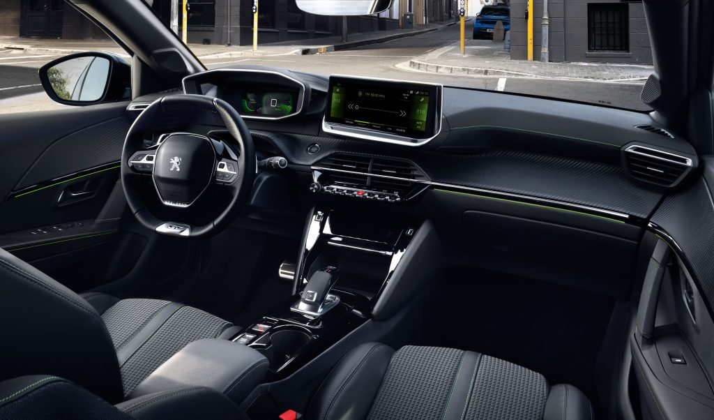New Peugeot 208 and e-208 Interior